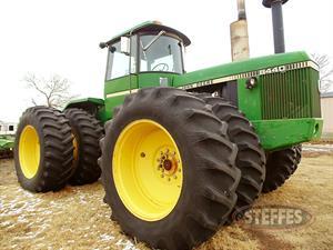Doug & Evie Abrahamson Farm Retirement - Steffes Group, Inc