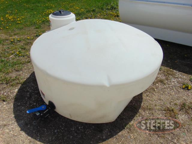 250 gal. pickup water tank