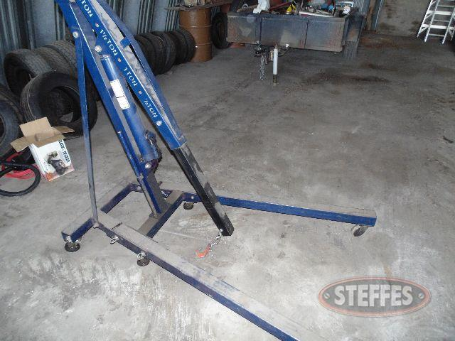 Shop cherry picker
