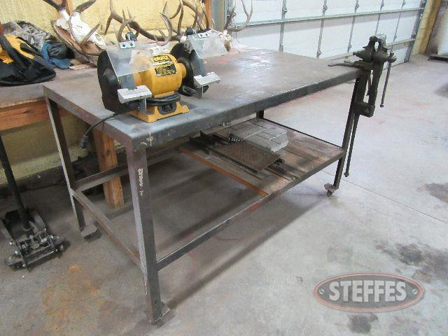 Shop/welding table