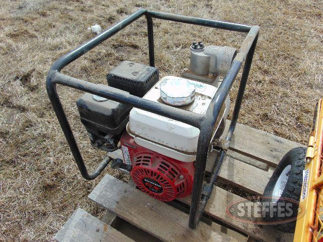 "Fertilizer pump, 3"","