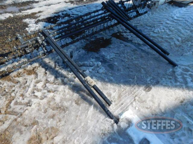 (2) 10' harrow sections, 2-bar