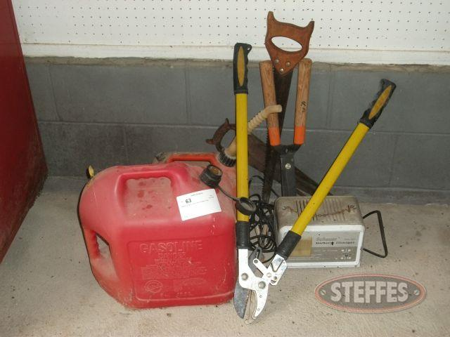 Battery Charger, Gas Cans, - Hand Tools_2.jpg
