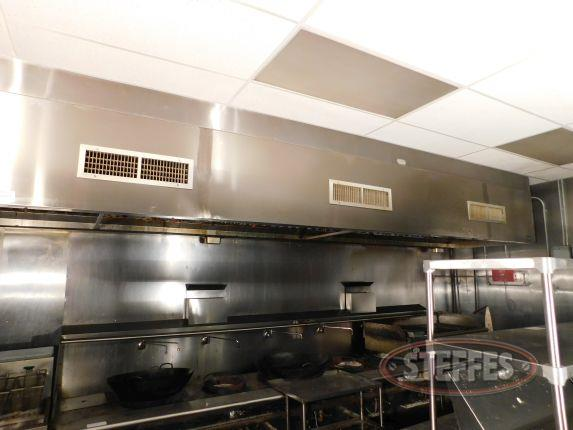Yong Xin Kitchen Supplies Stainless Steel Hood