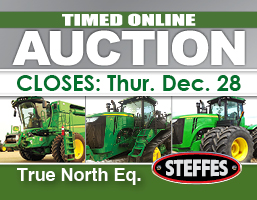 True North Equipment Year End Ag & Turf Auction - Steffes Group, Inc