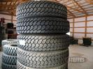 (4) 285/75R24.5 Tires,