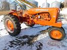 1933 Allis Chalmers WC