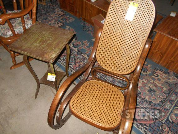 Rocking chair with wicker seat - back_2.jpg