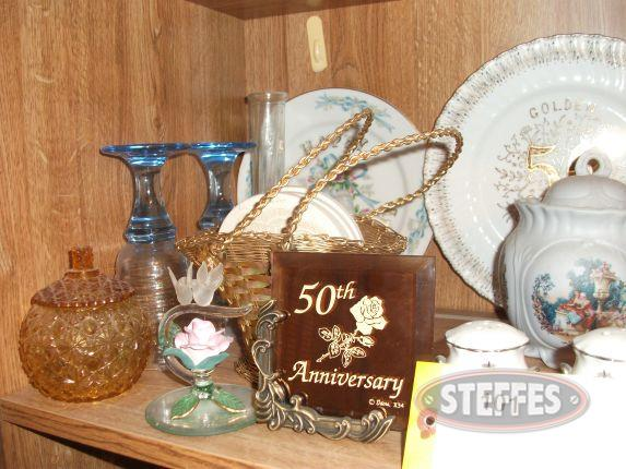 50th Anniversary collection - assorted glassware_2.jpg