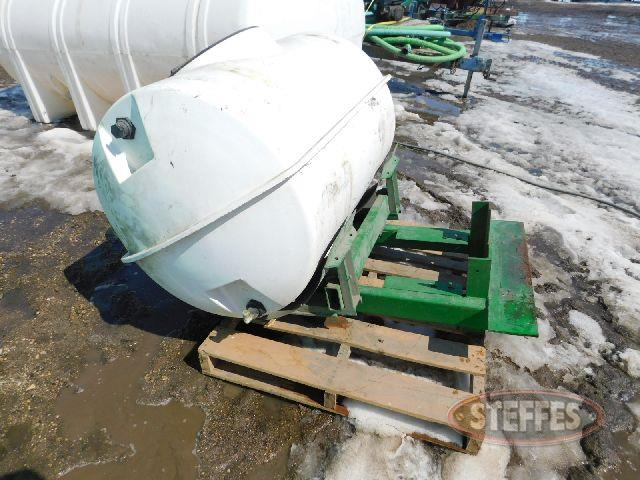 160 gal. front mount fertilizer tank