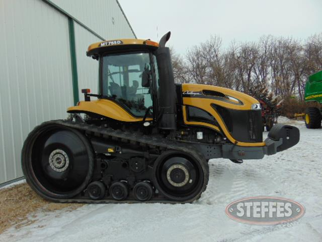 2013 Caterpillar Challenger MT755D