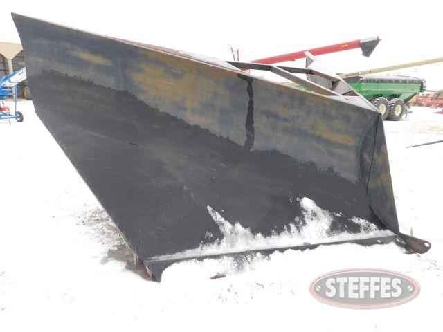 V Wing Snow Plow