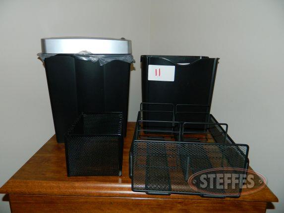 Paper Shredder, waste basket, - desk organizers_2.jpg