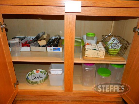 Contents of Cupboard -  various dishes, utensils,_2.jpg