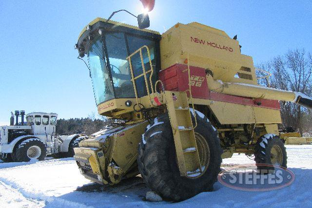 1986 New Holland 96