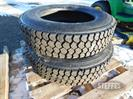 (2) New retread tires,