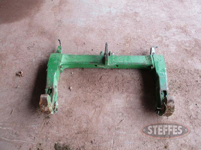 John Deere 4440 quick attach