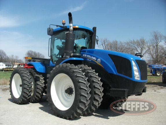 2013 New Holland T9.390