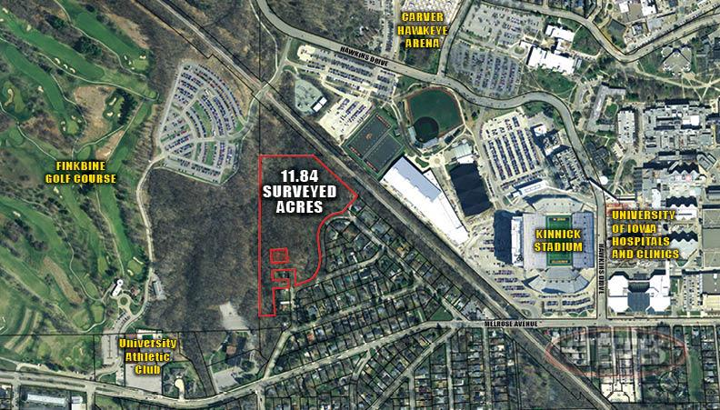 11.84 Surveyed Acres – Sells in One Tract