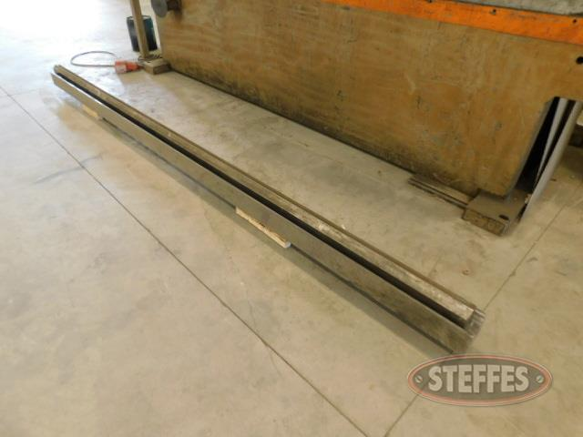 "4"" Punch die for press brake,"