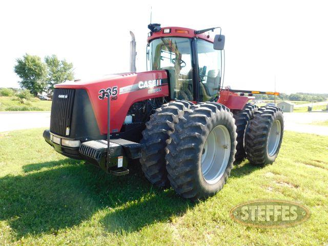 2010 Case-IH Steiger 335 HD