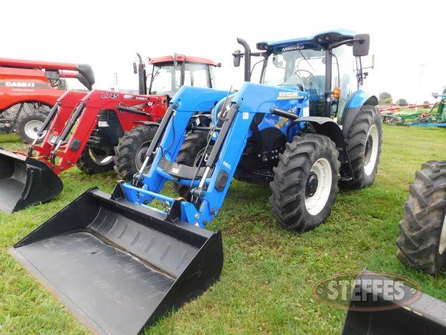 2016 New Holland T6.145