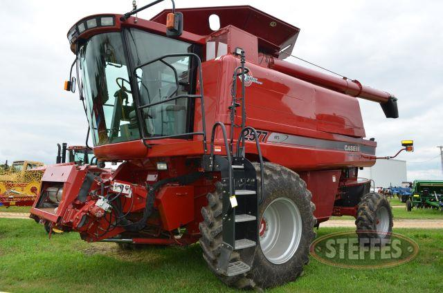 2007 CASE-IH 2577 Axial Flow