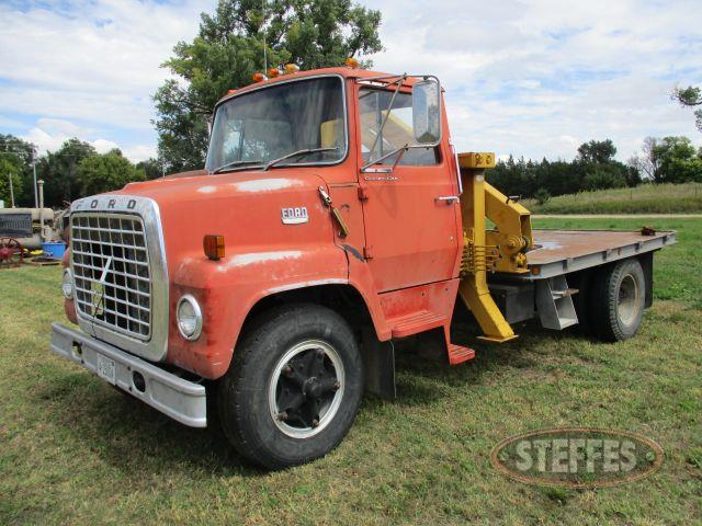1977 Ford F700