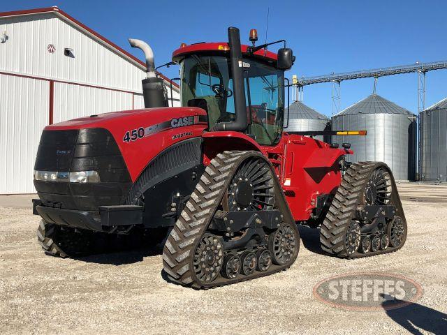 2013 Case-IH 450 Rowtrack