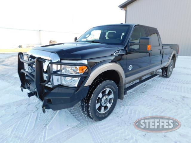 2013 Ford F350 Super Duty Lariat