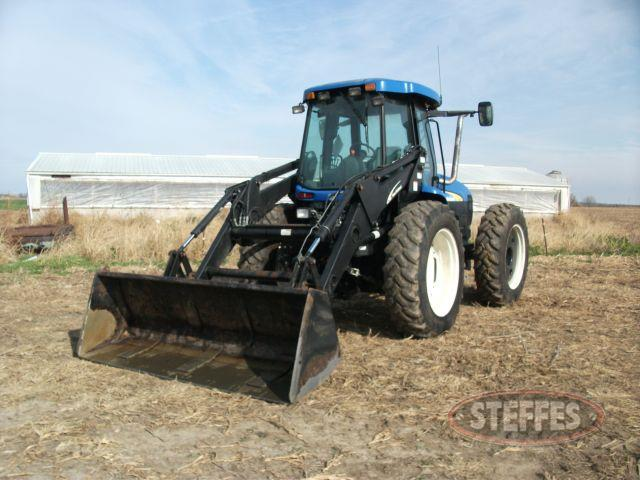 2011 New Holland TV6070 Bi-Directional