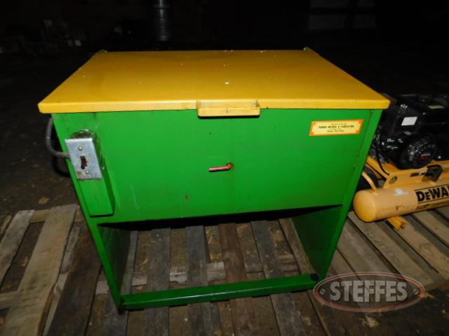 Penner Welding & Fabricating parts washer,