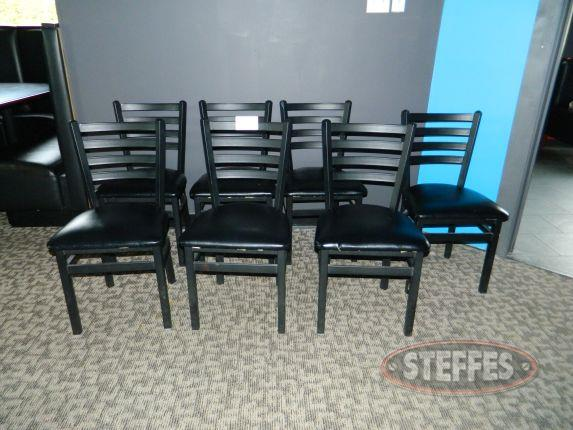(7) Metal Padded Chairs_2.jpg