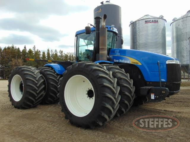 2009 New Holland T9060