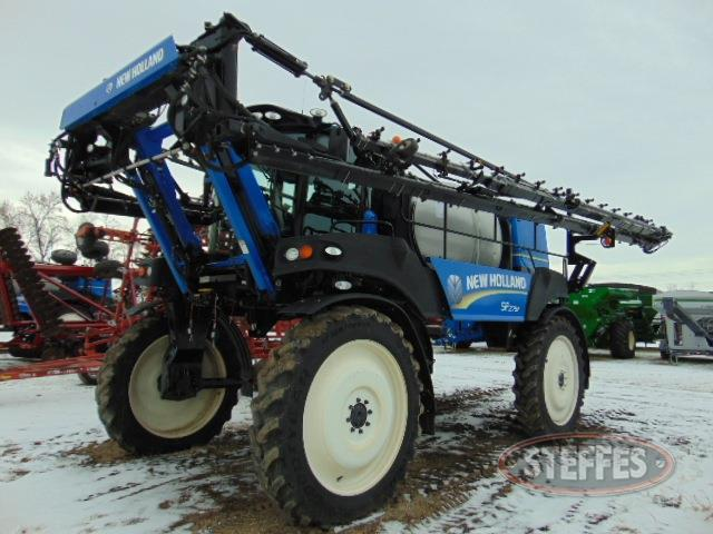 2013 New Holland SP.275F