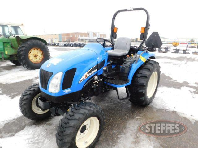 2008 New Holland TC45DA
