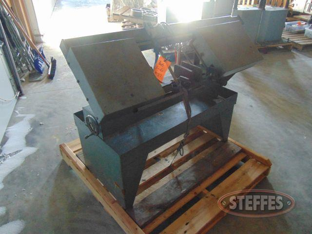 Horizontal band saw, _6.jpg