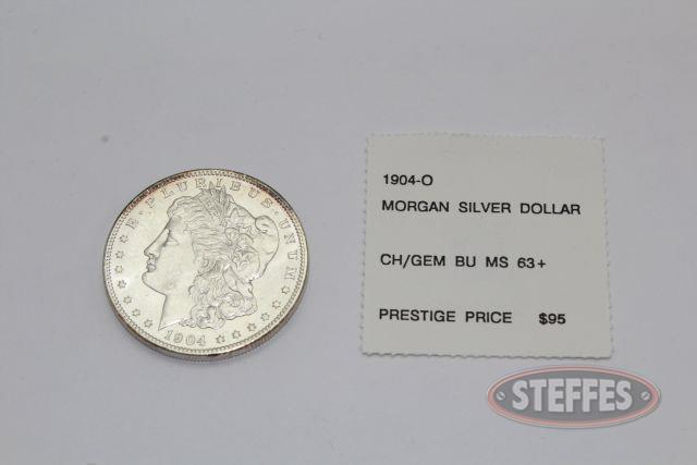 1904-O Morgan Silver Dollar Choice BU