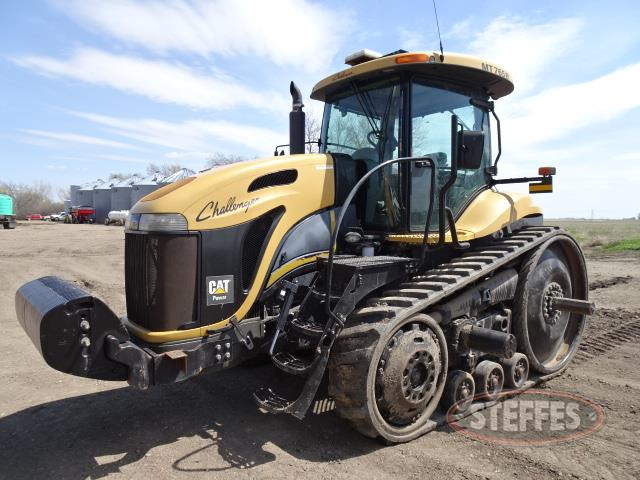 2008 Caterpillar Challenger MT765B