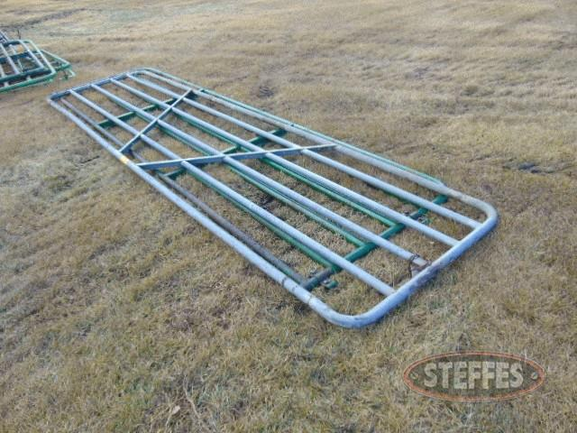 (2) 16' cattle panels