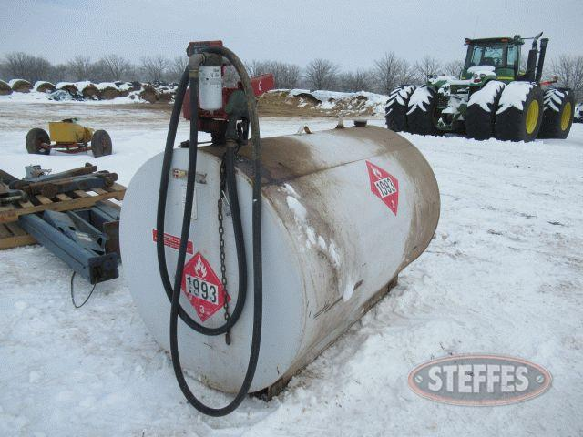 Fuel barrel