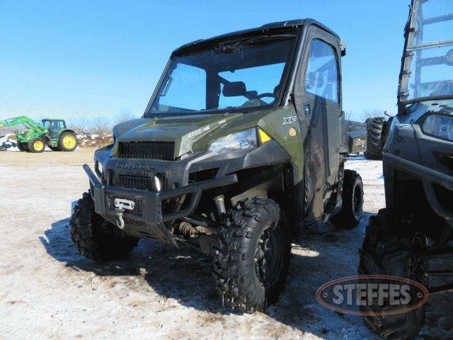 2017 Polaris XP ProStar 900 H.O.
