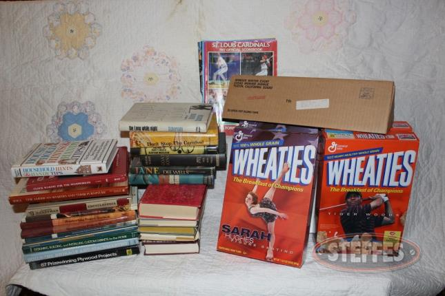 Assorted-books-and-(4)-Wheaties-boxes_2.jpg