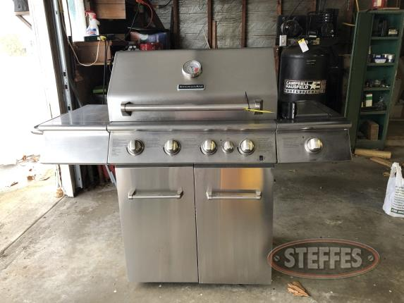 Kitchen Aid BBQ Grill