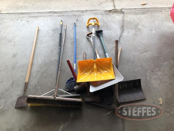 Assorted Yard Tools