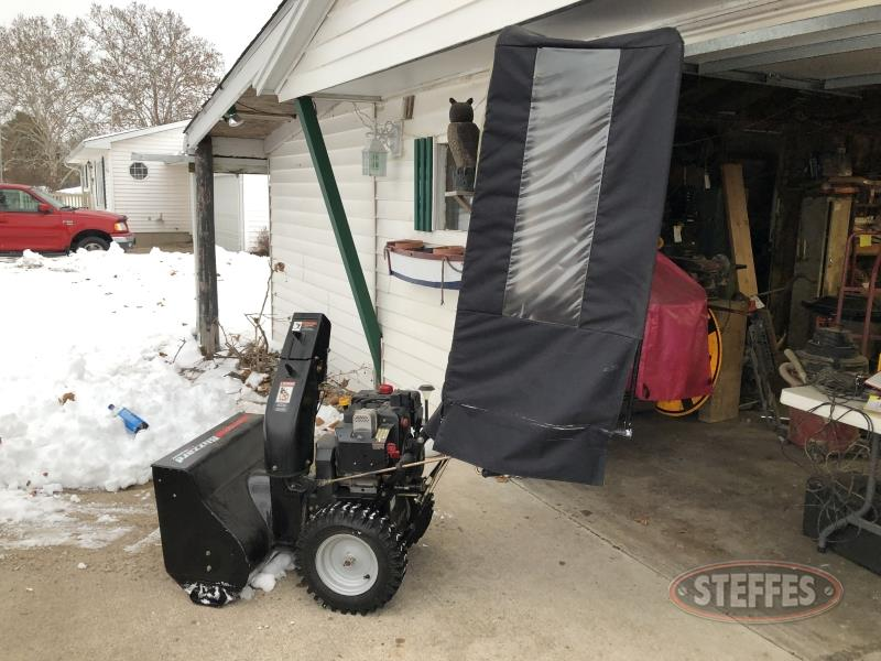Murray Blizzard Snow Thrower