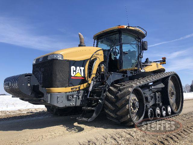 2008 Caterpillar MT855B