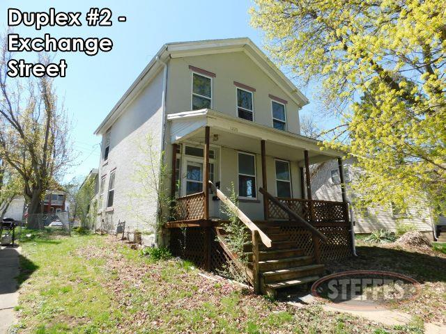 DUPLEX #2 - 1220 Exchange Street, Keokuk, Iowa