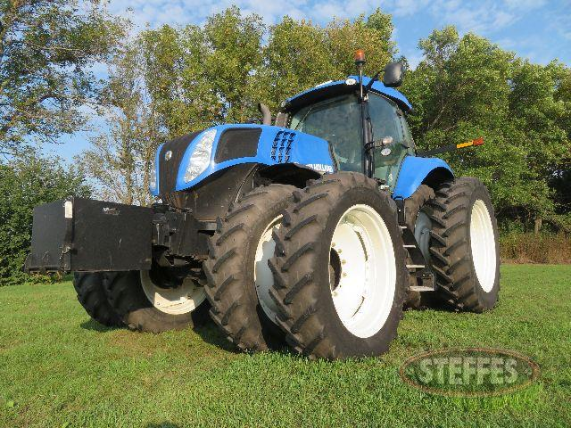 2014 Ford New Holland T8.360