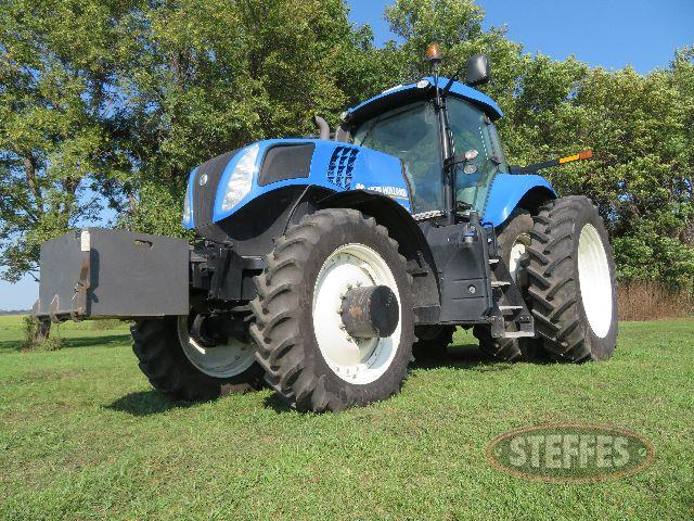 2013 Ford New Holland T8.330